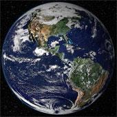 Thời gian trên địa cầu trôi nhanh hơn trong vũ trụ