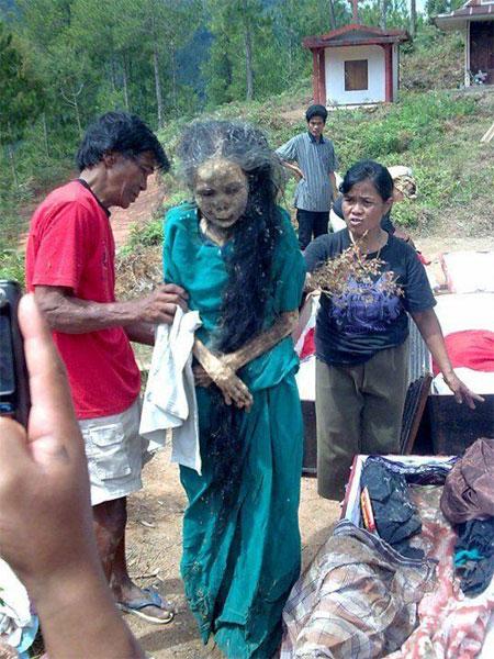 Xác chết người Toraja
