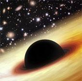"""Phát hiện """"siêu lỗ đen"""" lớn gấp 12 lần Mặt trời"""