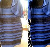 """Lý giải về màu sắc của chiếc váy """"gây sốt"""" trong cộng đồng mạng"""