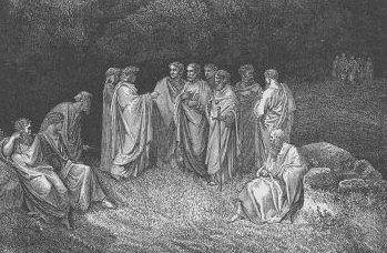 9 Tầng Địa ngục trong Thần Khúc của Đan Tê