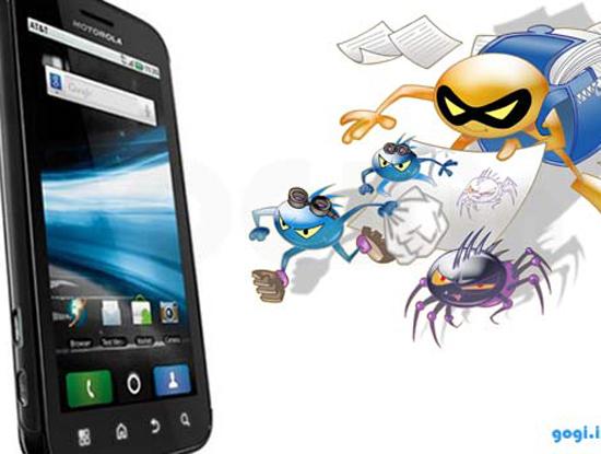 Phần mềm gián điệp trên Android theo dõi người dùng kể cả khi tắt máy