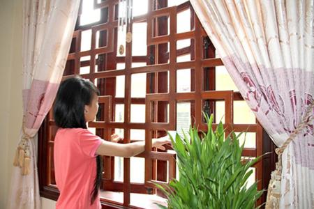 Đóng kín cửa để hạn chế không khí ẩm.
