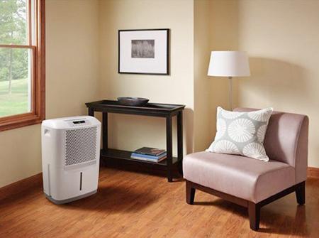 Máy hút ẩm cũng rất phát huy tác dụng để chống nồm ẩm.