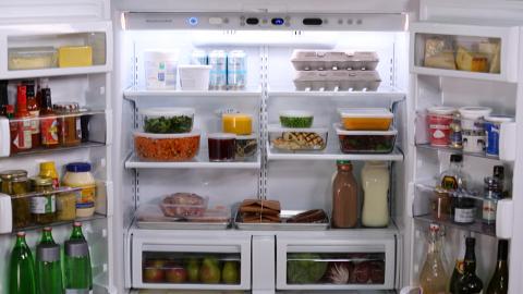Kết quả hình ảnh cho sắp xếp tủ lạnh