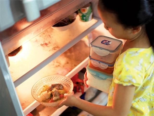 Bảo quản thực phẩm trời nồm ẩm