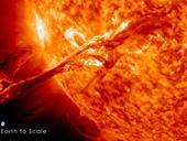Bão Mặt Trời tấn công làm tê liệt mạng lưới điện và thông tin liên lạc