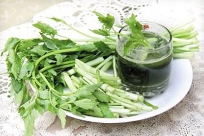 Công dụng chữa bệnh thần kỳ của rau cần