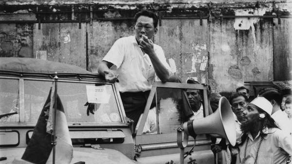 Cuộc đời cựu Thủ tướng Lý Quang Diệu qua ảnh