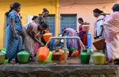 Thế giới có thể đối mặt với khủng hoảng nước 15 năm tới