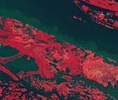 Ngắm Trái đất đẹp mê hồn từ vệ tinh không gian
