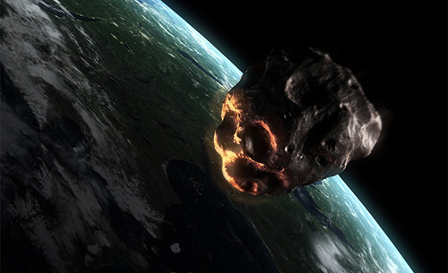 Phát hiện miệng hố thiên thạch lớn nhất trên Trái Đất