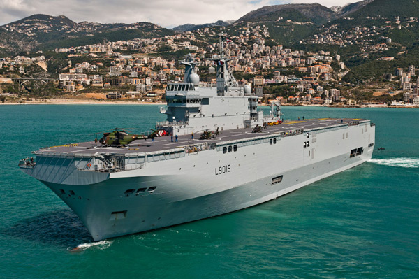 Top 5 loại vũ khí mạnh nhất của quân đội Pháp