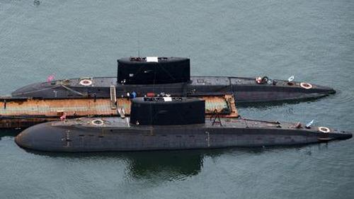 Tàu ngầm hạt nhân hết thời được 'chôn cất' ở đâu