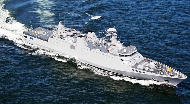 Tìm hiểu sức mạnh tàu hộ vệ tàng hình Sigma 9814 của Việt Nam