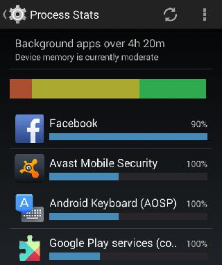 4 bước tăng tốc Android đơn giản mà không dùng đến ứng dụng