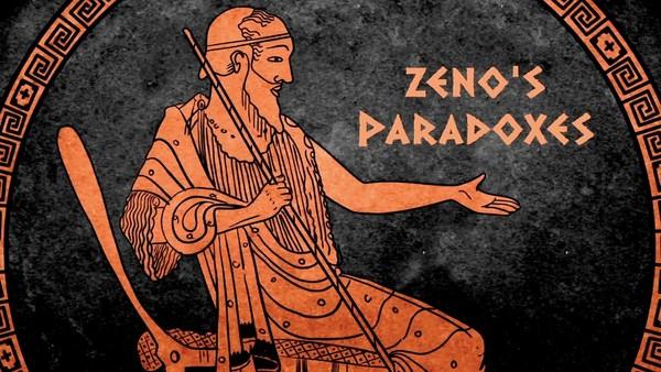 Zeno qua đời, để lại những nghịch lý thoạt nghe thì logic song thực ra lại vô cùng ngược đời, vô lý.