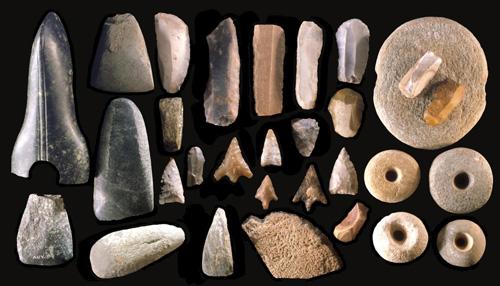 Phát hiện công cụ bằng đá 3,3 triệu năm