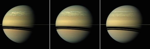 Khám phá bí ẩn siêu bão trên sao Thổ