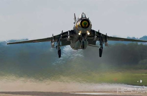 Hồ sơ tham chiến của máy bay Su-22