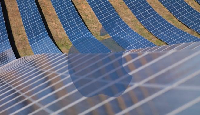 Apple đầu tư xây dựng hai nhà máy điện Mặt Trời ở Trung Quốc