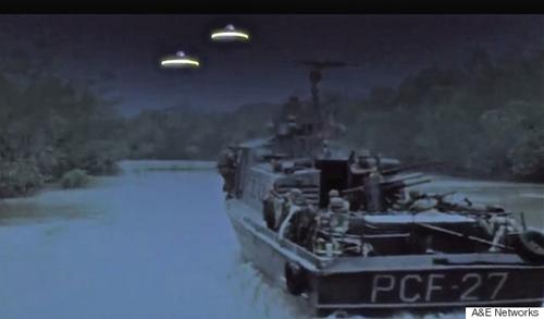 Sĩ quan Mỹ tiết lộ báo cáo về UFO trong chiến tranh Việt Nam