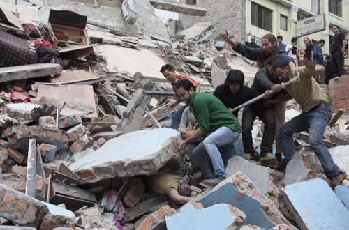 Hệ thống cảnh báo động đất hoạt động như thế nào?