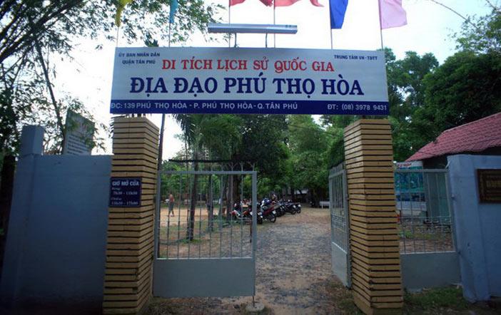 Khám phá địa đạo ít người biết giữa nội đô Sài Gòn