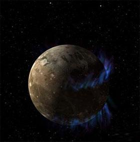 Phát hiện biển nước mặn trên mặt trăng Mộc tinh