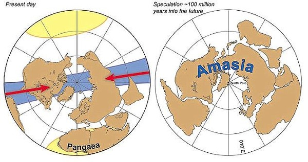 Động đất Nepal tạo đà hình thành siêu lục địa mới