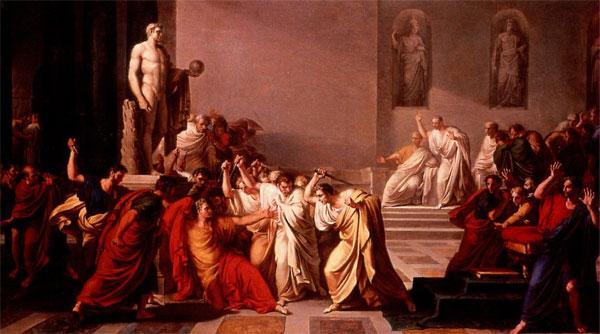 """""""Căn bệnh thần thánh"""" của hoàng đế Caesar"""