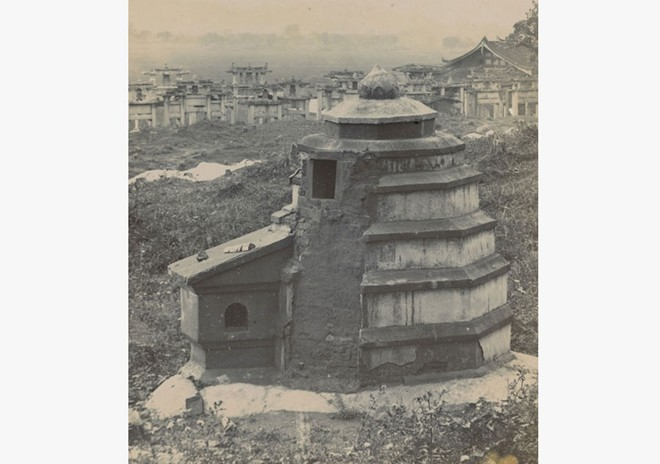 Chùm ảnh về cuộc sống ở Trung Quốc cuối thế kỷ 19