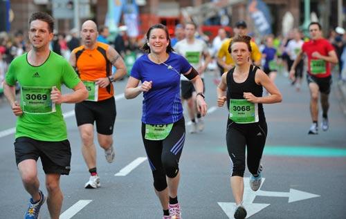 Cơ thể con người thay đổi ra sao khi chạy marathon?