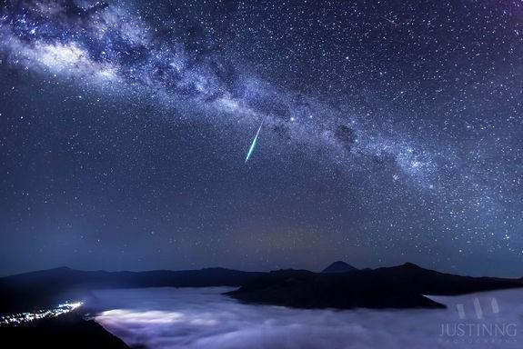Người yêu thiên văn khó quan sát mưa sao băng Eta Aquarids