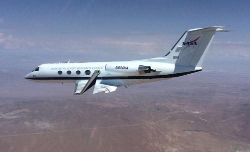 """Nasa thử nghiệm máy bay có cánh """"tự biến hình"""""""