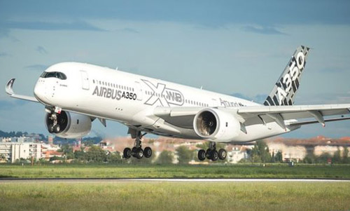 Máy bay có 1.000 bộ phận in 3D