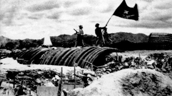 10 hình ảnh biểu tượng trong chiến thắng Điện Biên Phủ