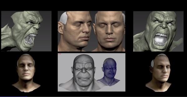 Khám phá công nghệ đằng sau hình ảnh ấn tượng của Hulk trong Avengers 2
