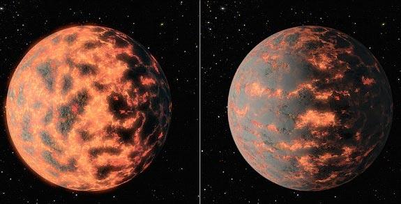 Phát hiện tình cảnh địa ngục trên siêu Trái đất
