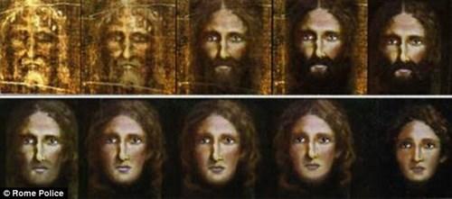 Hình ảnh Chúa Jesus thời niên thiếu