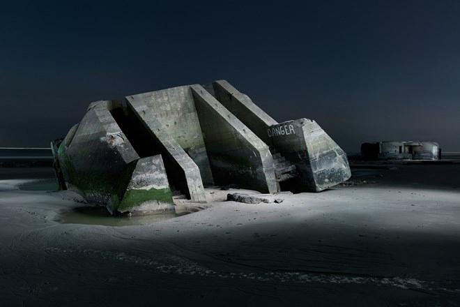Chùm ảnh boongke Đức quốc xã bỏ hoang 70 năm sau Thế chiến II