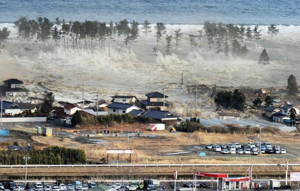 5 điềm báo thiên nhiên trước khi thảm họa xảy ra