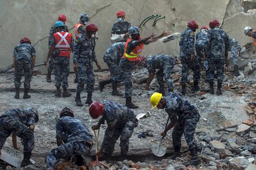 Hơn 40 người thiệt mạng trong động đất Nepal
