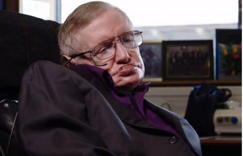 """Stephen Hawking: """"Máy tính sẽ vượt con người trong 100 năm tới"""""""