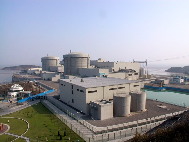 Trung Quốc lập trung tâm ứng cứu sự cố điện hạt nhân đầu tiên