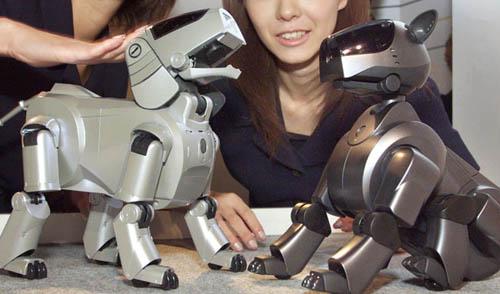 Robot có thể thay thế vật nuôi trong tương lai