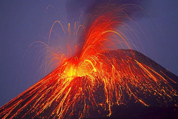 Tìm ra chìa khóa giúp dự đoán thời điểm núi lửa phun trào