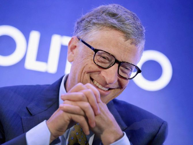 Kiểm chứng 15 dự đoán công nghệ của Bill Gates