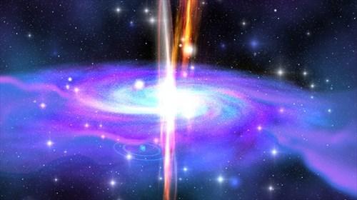 Phát hiện một luồng tia gamma kỳ lạ trong vũ trụ