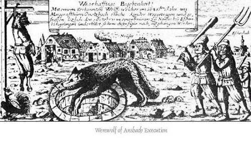 10 câu chuyện đáng sợ về người sói